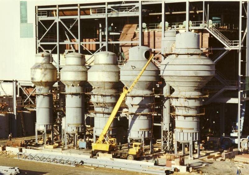 Black Liquor Evaporator System