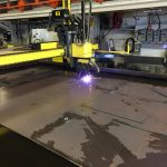 CNC Plasma (Nested Parts) Burn Table