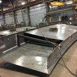 Carbon Steel Pontoons