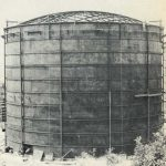Dry Seal Gasholder
