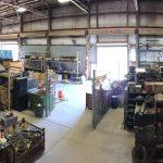 Stores and Tool Repair