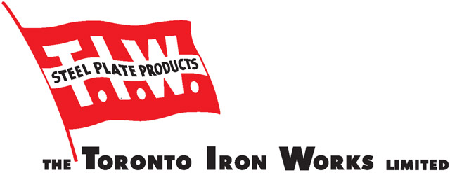 TIW Historical Logo The Toronto Iron Works 1960s