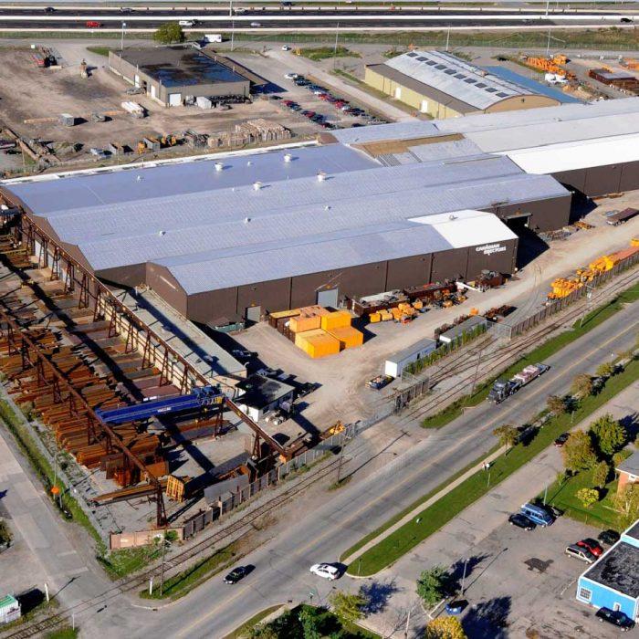 TIW Steel Platework Inc Headquarters