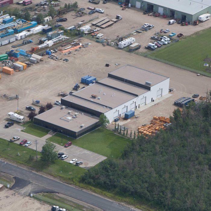 TIW Steel Platework Inc Western Office