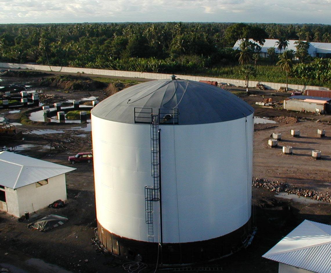 Aboveground Water Storage Tanks Tiw Steel Platework Inc