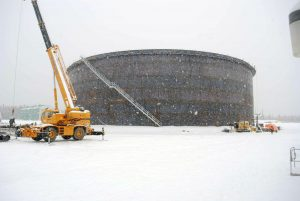 API 650 Tank Construction