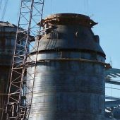 Construction of a Continuous-Digestor and High Density Tank
