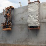 TIW Built 150' x 39' Stainless Steel UAN Storage Tank
