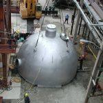 New Reactor Head